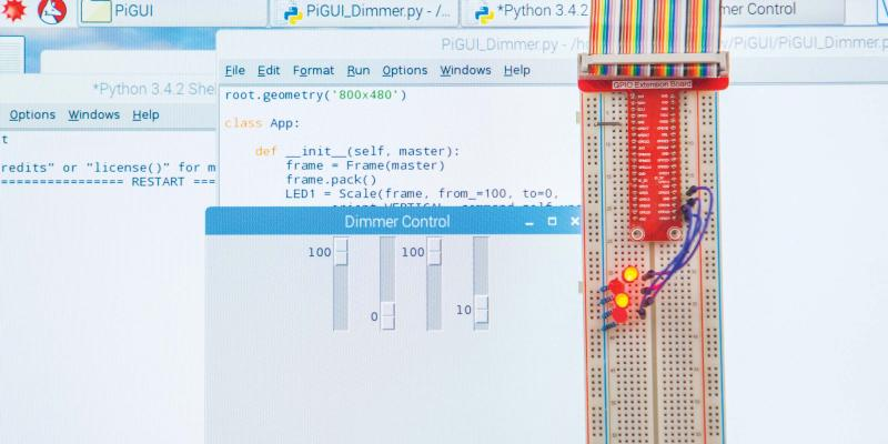 RPi GUI Interface - DIYODE Magazine