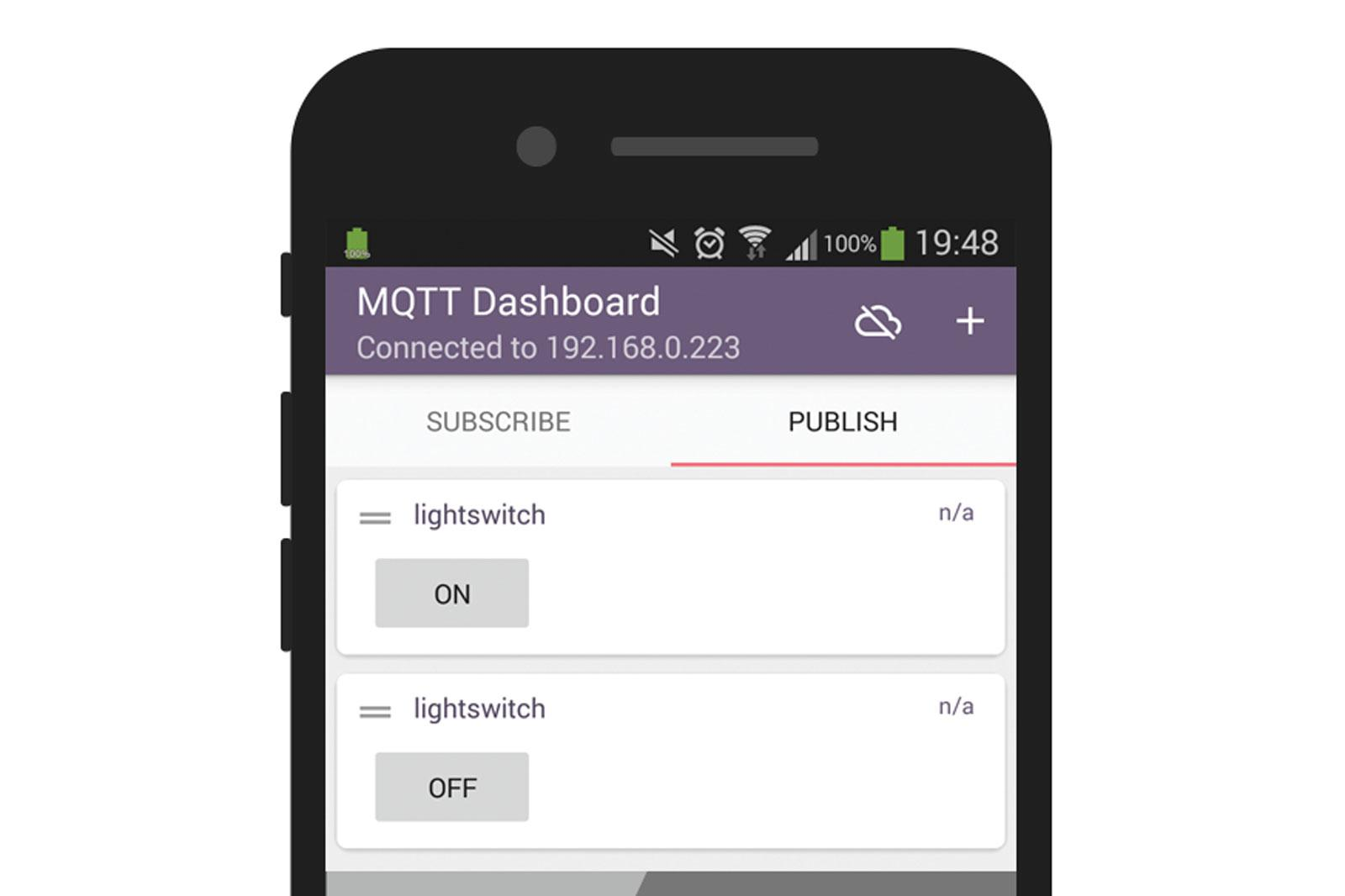 MQTT Light Switch - DIYODE Magazine
