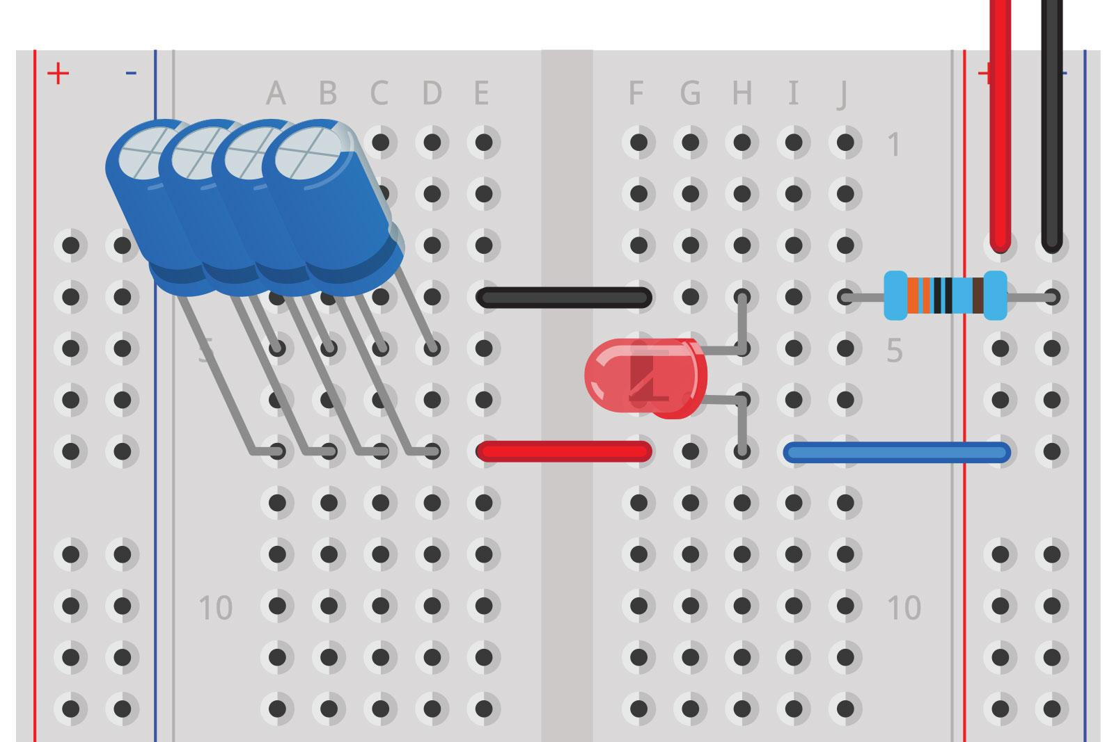 Coping With Capacitors - DIYODE Magazine