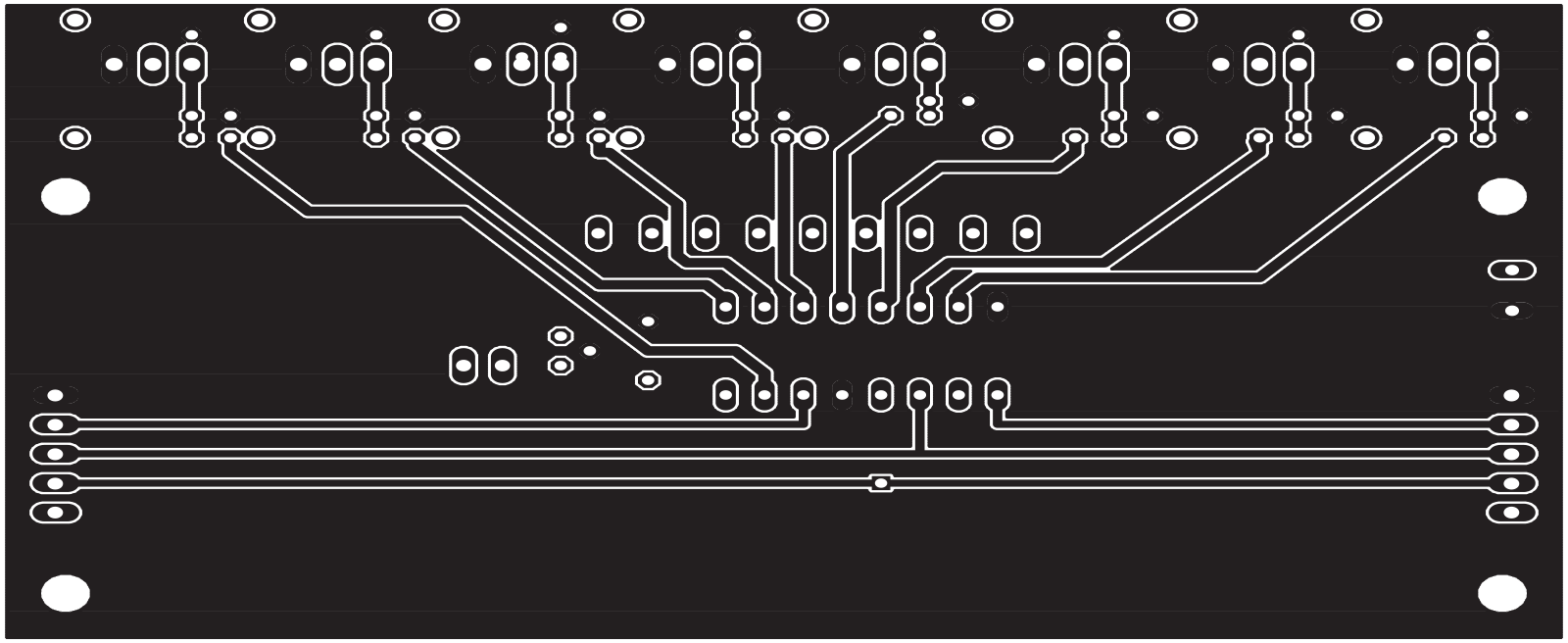 Led Display Circuit Diagram Driving By 74hc595 Basiccircuit