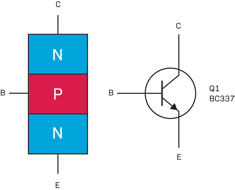 joining diodes schematic