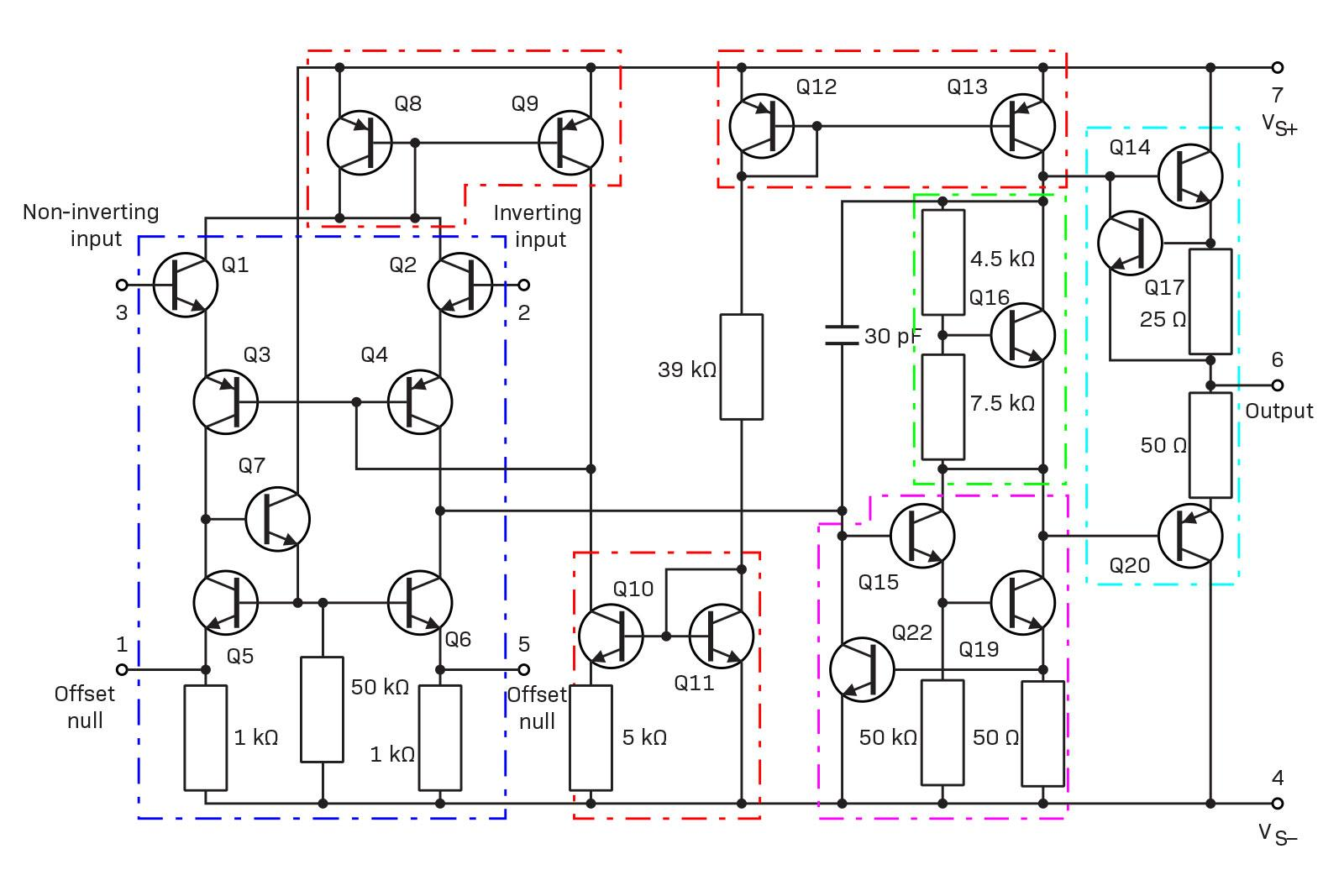 internal circuit