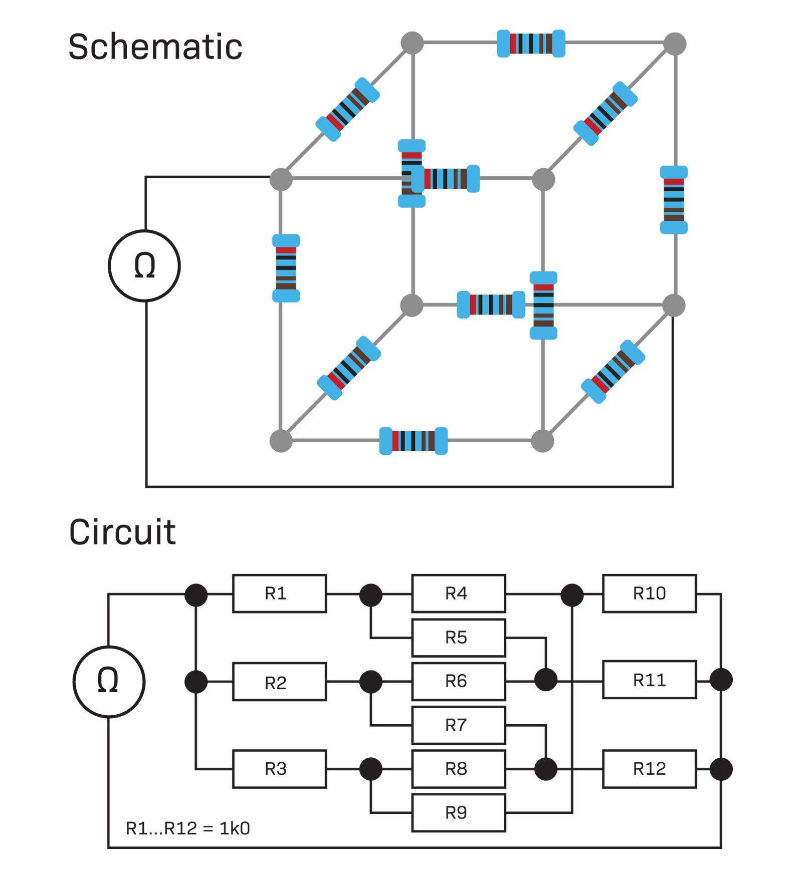 five circuits