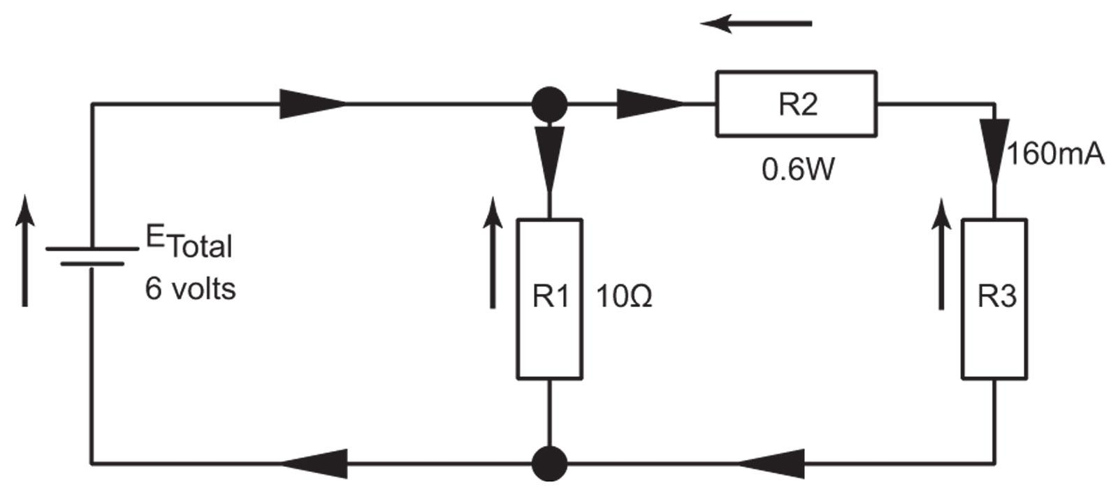 Circuit Analysis Diyode Magazine Remember Ammeters Are Attached In The Series Fig 9