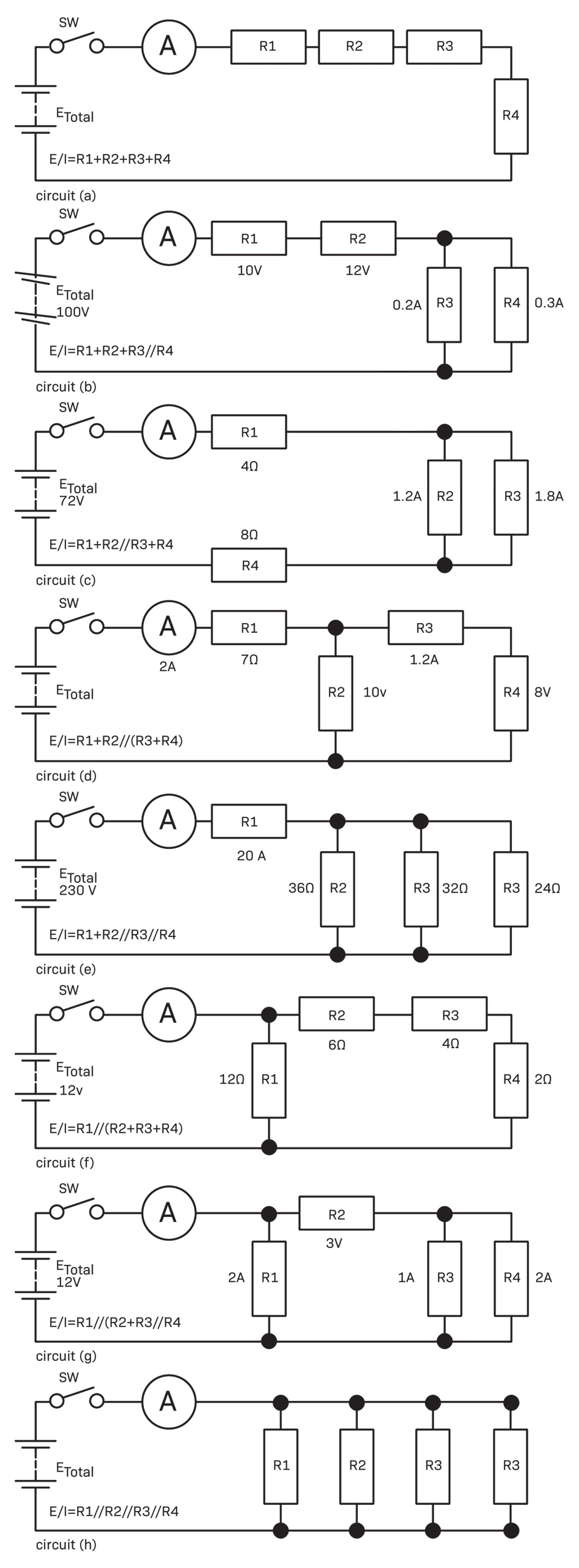 Circuit Analysis Diyode Magazine Simple Is Called A Voltage Divider In Which Two Resistors Fig 12