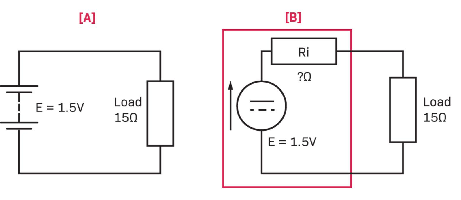 Black Box Circuit Analysis Diyode Magazine Pure Series Formula For And Parallel Connected Resistor Fig 2a 2b