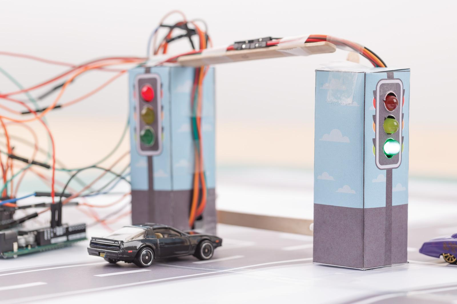 Traffic Signal Circuit Diagram | Traffic Light Wiring Diagram Interactive Toy Traffic Lights Circuit