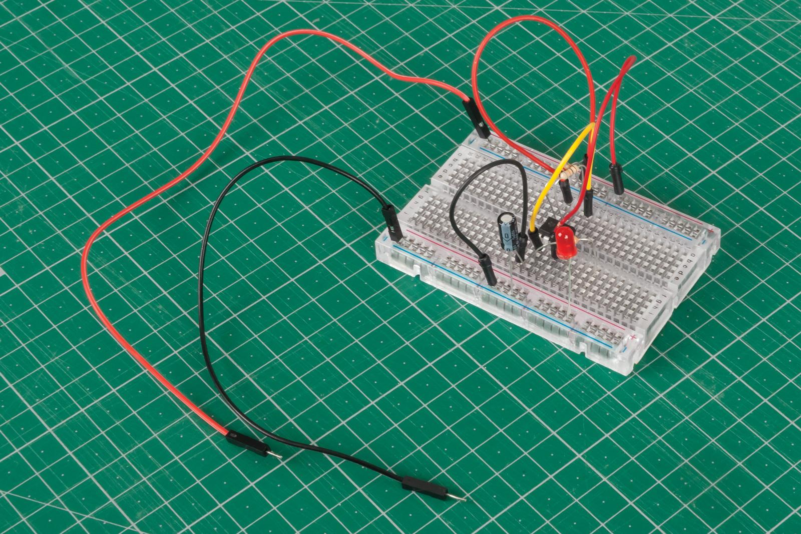 Ingenious Solderless Prototype Pcb Breadboard 400 Points Holes Clear Electronics Hand & Power Tool Accessories Tools