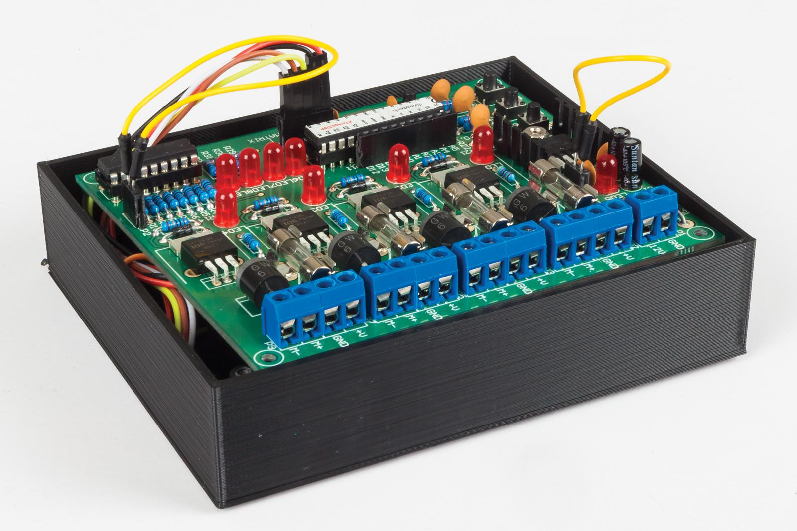 Take Control Diyode Magazine Duty Cycle Selector Electronics Project Full Controller