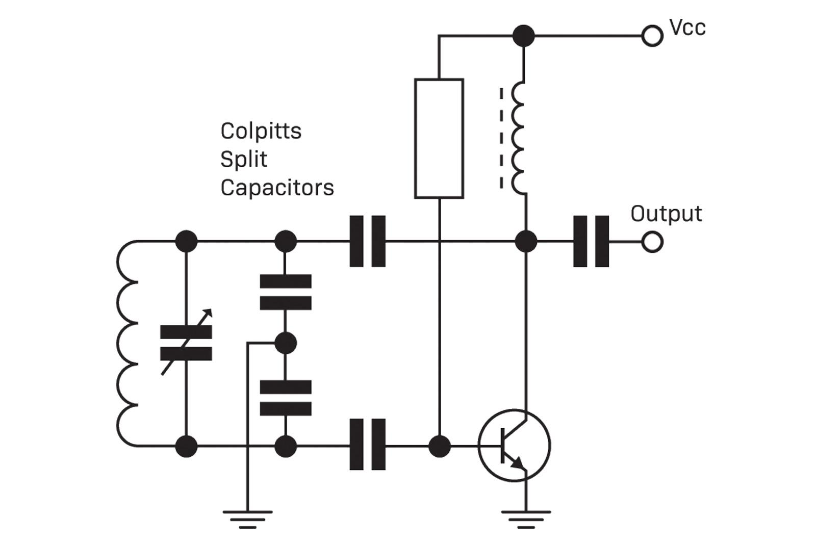 Making Waves Diyode Magazine Variable Voltage Frequency Wien Audio Bridge Oscillator Circuit The Capacitor Then Adds A Capacitance To Tuned In Parallel That Causes Be Reduced