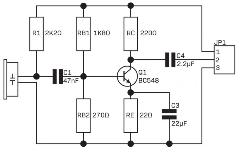 Common Emitter Transistor Amplifier - DIYODE Magazine