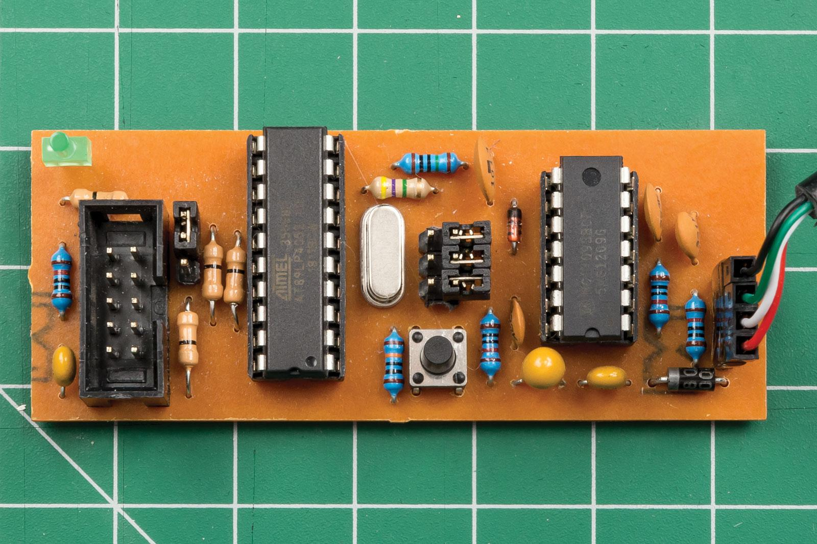Serial to SPI Programmer - DIYODE Magazine
